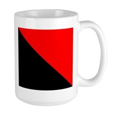 Large Anarchist Flag Mug