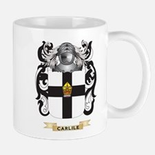 Carlile Coat of Arms Mug