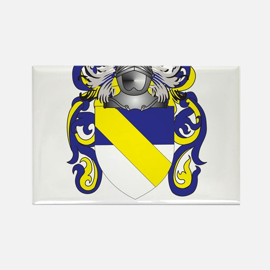 Carlin Coat of Arms Rectangle Magnet