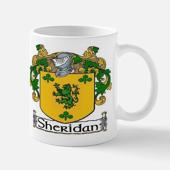 Sheridan Coat of Arms Mug