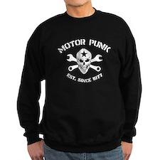 Motor punk - Est. since 1977 Sweatshirt
