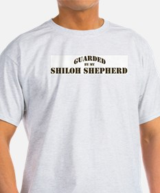 Shiloh Shepherd: Guarded by Ash Grey T-Shirt
