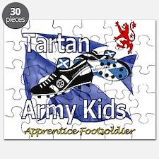 Scotland Football Fashion Puzzle