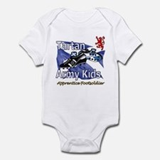 Scotland Football Fashion Infant Bodysuit