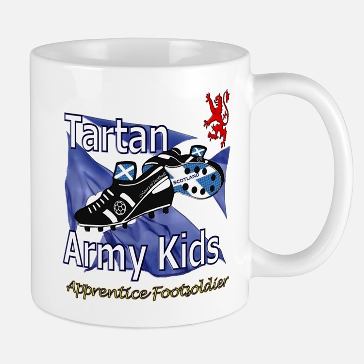 Scotland Football Fashion Mug