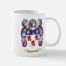 Carney Coat of Arms Mug