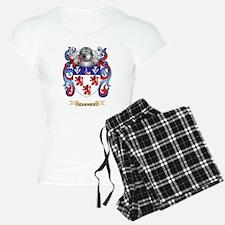 Carney Coat of Arms Pajamas