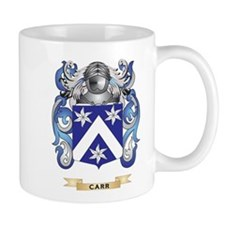 Carr Coat of Arms Mug
