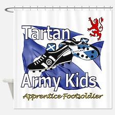 Scotland Football Fashion Shower Curtain