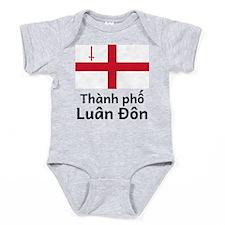 CHERUB Nannies Infant Bodysuit