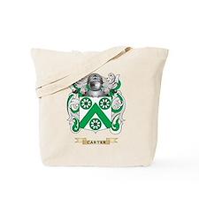 Carter Coat of Arms Tote Bag