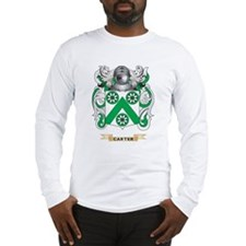 Carter Coat of Arms Long Sleeve T-Shirt