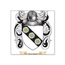 Cary Coat of Arms Sticker