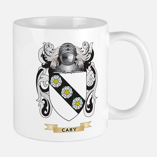Cary Coat of Arms Mug