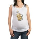 beer.png Maternity Tank Top