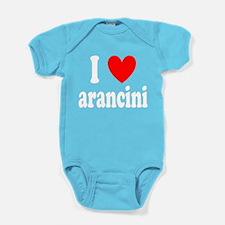 I Love Arancini Baby Bodysuit