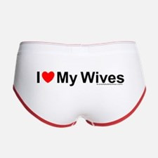 My Wives Women's Boy Brief
