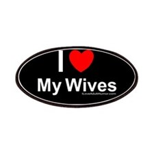 My Wives Patches
