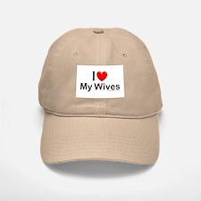 My Wives Baseball Baseball Cap