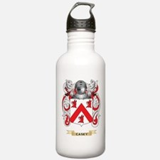 Casey Coat of Arms Water Bottle