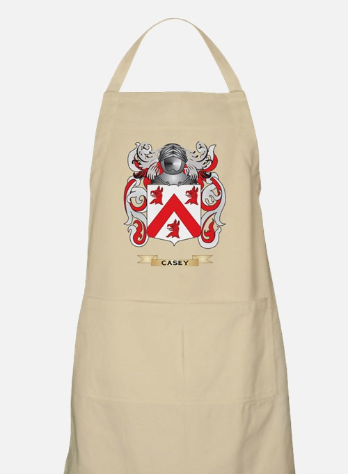 Casey Coat of Arms Apron