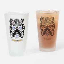 Cash Coat of Arms Drinking Glass
