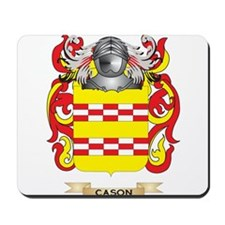 Cason Coat of Arms Mousepad