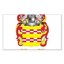 Cason Coat of Arms Decal