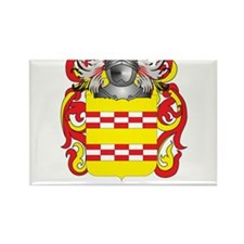 Cason Coat of Arms Rectangle Magnet