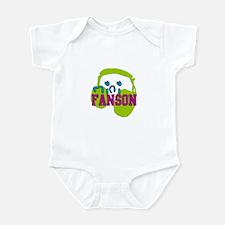 Mini Fanson Infant Bodysuit