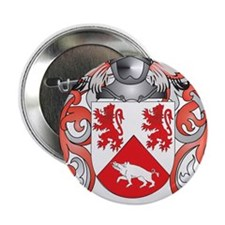 """Cassidy Coat of Arms 2.25"""" Button"""