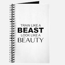 Train Like A Beast Look Like A Beauty Journal