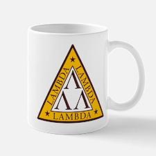 """""""Tri-Lambda"""" Mug"""