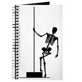 Pole dancing Journals & Spiral Notebooks