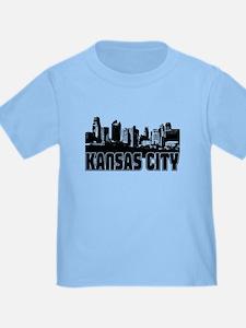 Kansas City Skyline T