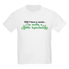Shh! I have a secret... Kids T-Shirt