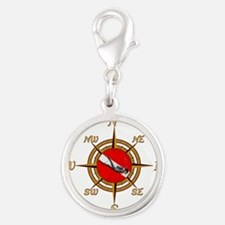 Dive Compass Charms