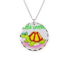 Little Brother Turtle Necklace