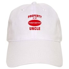 UNCLE Firefighter-Property Baseball Cap