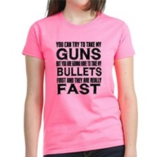 Fast Bullets Tee