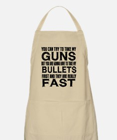 Fast Bullets Apron