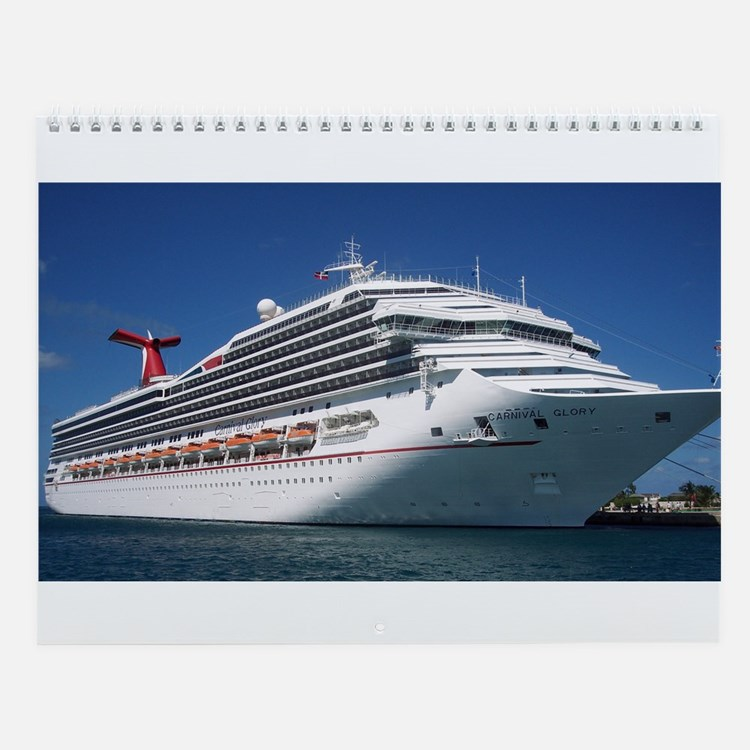 Cruise Ship Calendars  Cruise Ship Calendar Designs