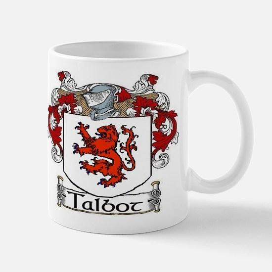 Talbot Coat of Arms Mug