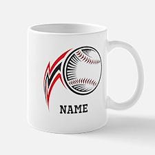 Personalized Baseball Pitch Mug