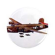 "B-24H Liberator 2 3.5"" Button (100 pack)"