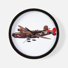 B-24H Liberator 2 Wall Clock