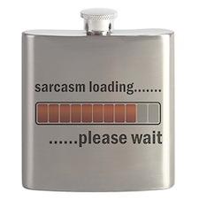 Sarcasm Loading Flask