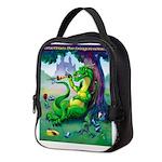 DragonWins Neoprene Lunch Bag