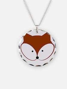 Curious Fox Necklace