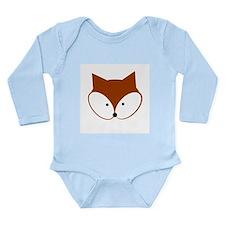 Curious Fox Body Suit